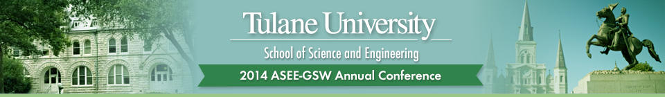 2014 ASEE-GSW Annual Conference